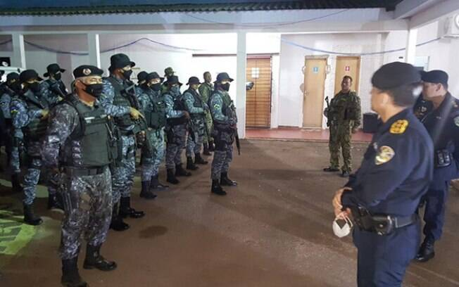 PM deflagra operação para resgatar policiais emboscados em fazenda de Rondônia