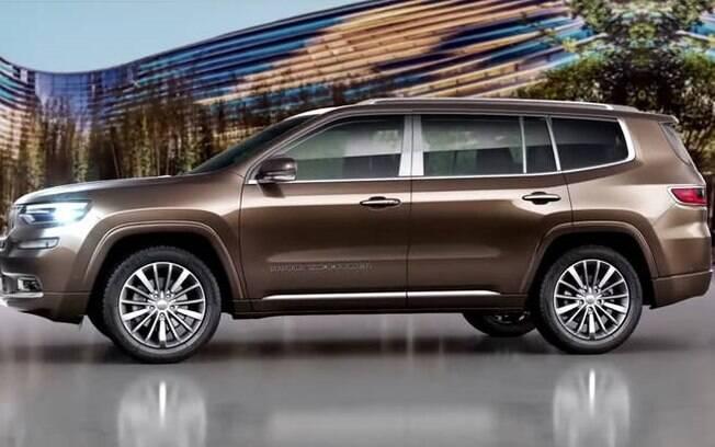 Além dos modelos Cherokee e Grand Cherokee, a Jeep lançará o Grand Wagoneer Hybrid