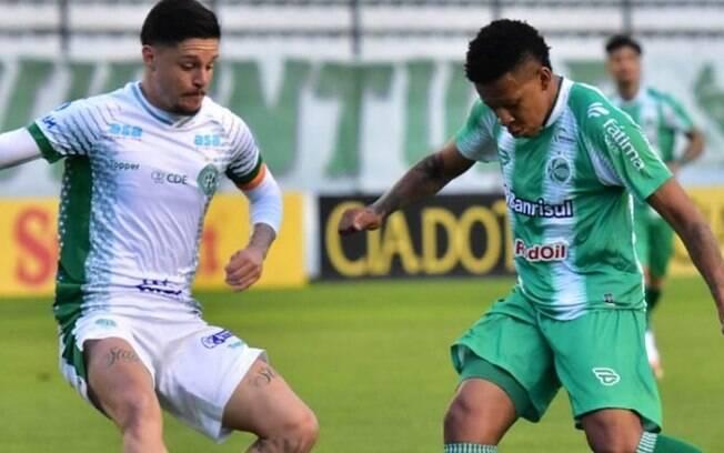 Guarani perde para o Juventude por 1 a 0