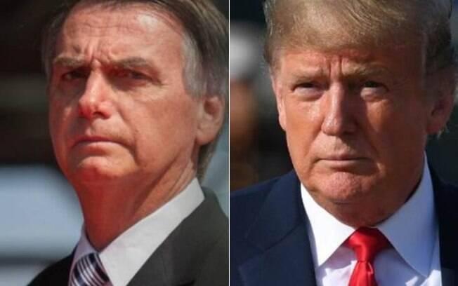 Presidente eleito Jair Bolsonaro terá reunião com o assessor de Trump nesta quinta-feira (29), no Rio de Janeiro