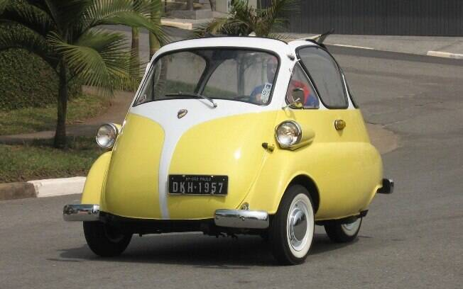 O Romi-Isetta foi o primeiro veículo de produção nacional, antes de Fusca e Kombi; marca existe até os dias de hoje