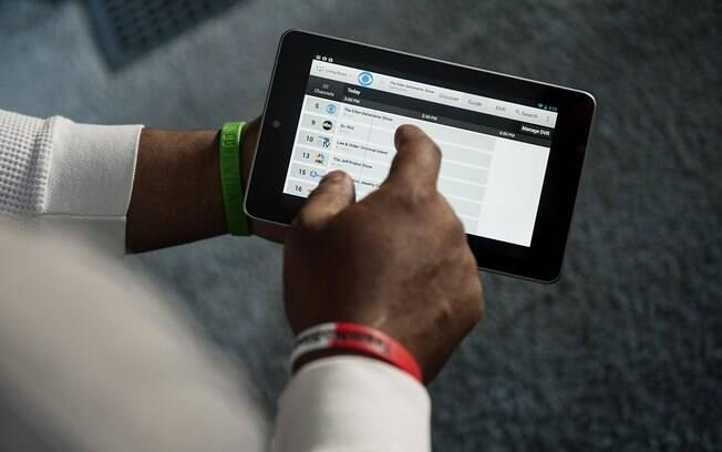 Nexus 7, primeiro tablet com a marca Google fabricado em parceria com a Asus, chega ao Brasil nesta quinta-feira (25)