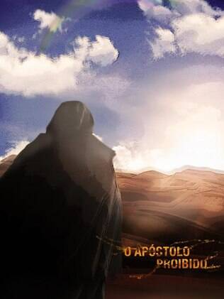 Capa de 'O Apóstolo Proibido'