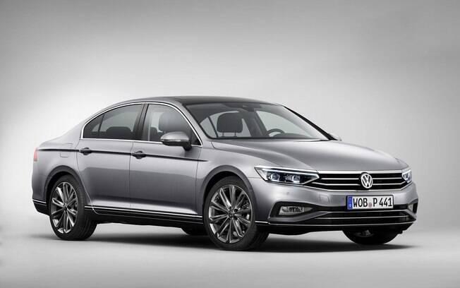 VW Passat 2020 é a novidade alemã do Salão de Genebra 2019 que estreia novos sistemas de inteligência artificial