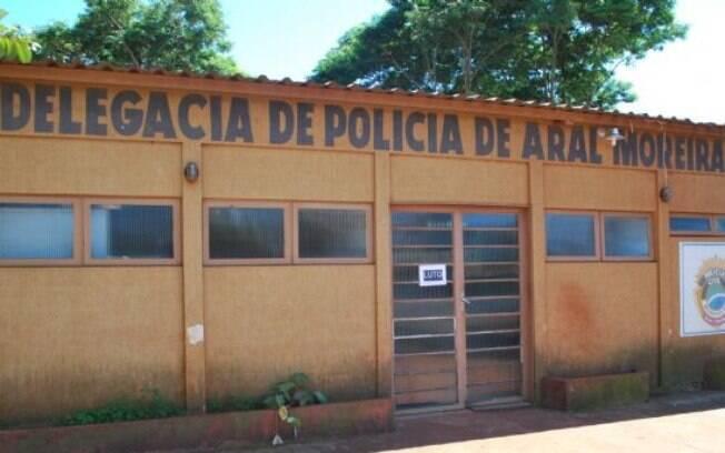 Delegacia de Aral Moreira