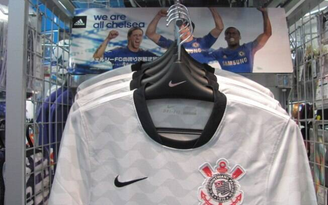 e03938c87c Camisa oficial do Corinthians