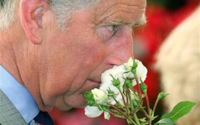 Charles, o Príncipe de Gales, participa do show de flores de Sandringham, na Inglaterra