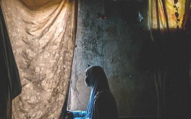 O Boko Haram ficou conhecido no mundo todo pelos sequestros de mulheres e a cooptação de crianças