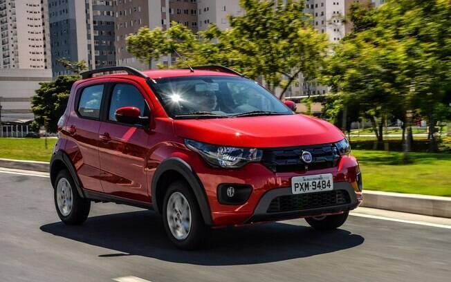 Pelo equivalente a R$ 22.640, o Fiat Mobi exportado para o México ainda tem 7 anos de garantia