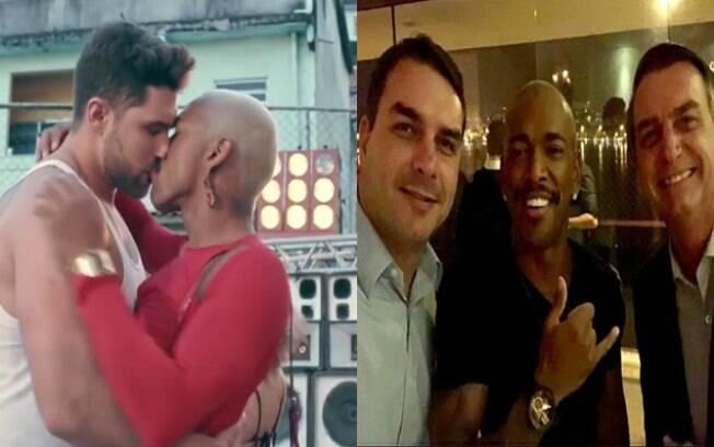 Nego do Borel está sendo criticado por pink money e apoio a Jair Bolsonaro