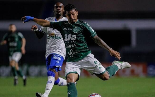 Guarani tropeça e fica no empate contra o CSA em Maceió