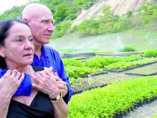 Ativistas - Sebastião e Lélia Salgado vêm a BH falar sobre o Terra e sua influência em 'Gênesis'