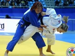Nathália Brígida conquistou bronze para o Brasil no sábado