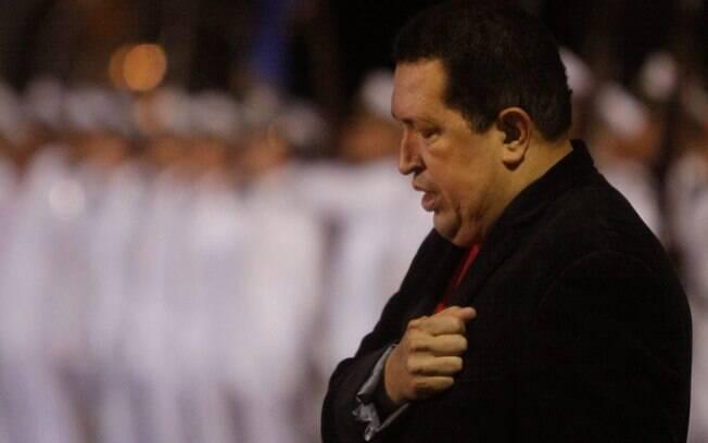 Morre o presidente da Venezuela Hugo Chávez