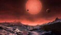 Astrônomos acham planetas potencialmente habitáveis