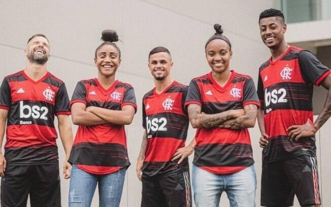 Adidas atrasa pagamento de parcela ao Flamengo