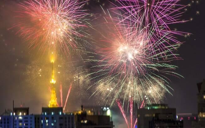 Acidentes envolvendo fogos de artifício podem causar queimaduras, perda de audição e visão, além de amputações