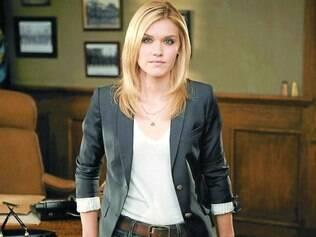 """Múltipla. A atriz Emily Rose como Audrey Parker na série """"Haven"""""""