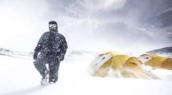 Gramado recebe exposição sobre Antártica com fósseis