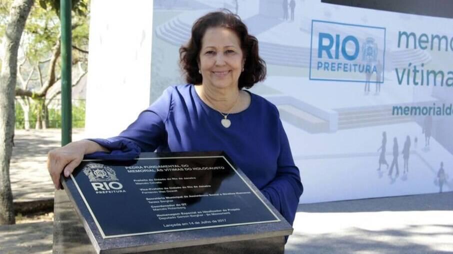 Teresa Bergher (Cidadania) avaliou como ótimo o resultado deste primeiro semestre da gestão Eduardo Paes