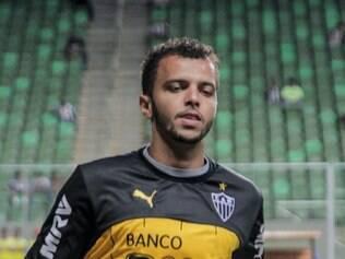 Giovanni espera conseguir boas atuações pelo Atlético na ausência de Victor