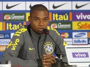 Fernandinho está convicto de que seleção está amadurecida e pronta para lidar com situações de extrema pressão