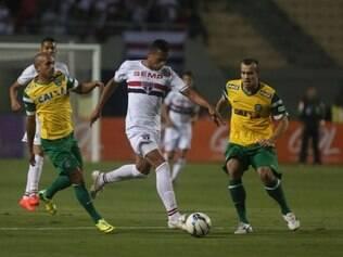 Com o resultado, São Paulo fica em terceiro e Coritiba em 12º na tabela