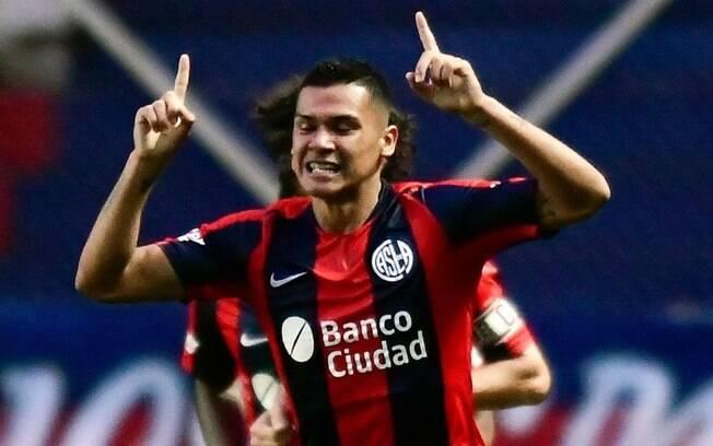 Herrera interessa o Palmeiras
