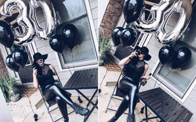 Mulher comemora aniversário de 30 anos com funeral e viraliza nas redes sociais