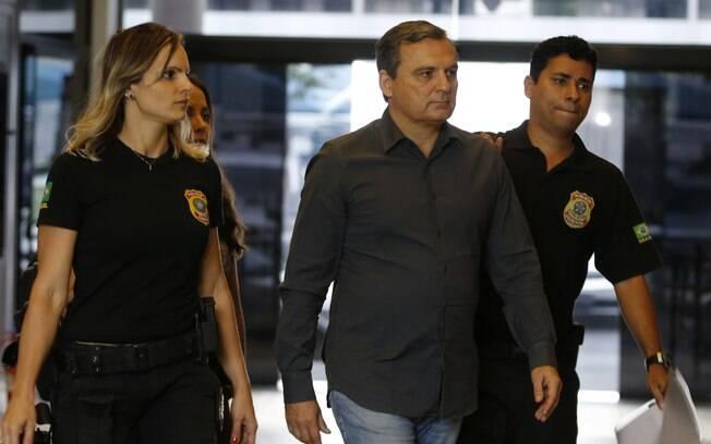 O ex-secretário da Casa Civil do governo Sérgio Cabral, Régis Fichtner, já havia sido preso em 2017, mas conseguiu ser solto