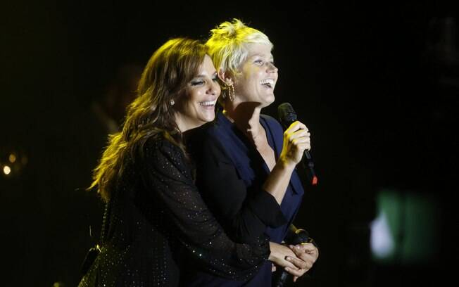 Ivete Sangalo e Xuxa