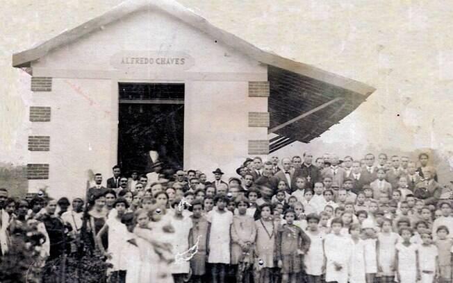 Migrantes italianos em Alfredo Chaves (ES): fluxo iniciado em 1877