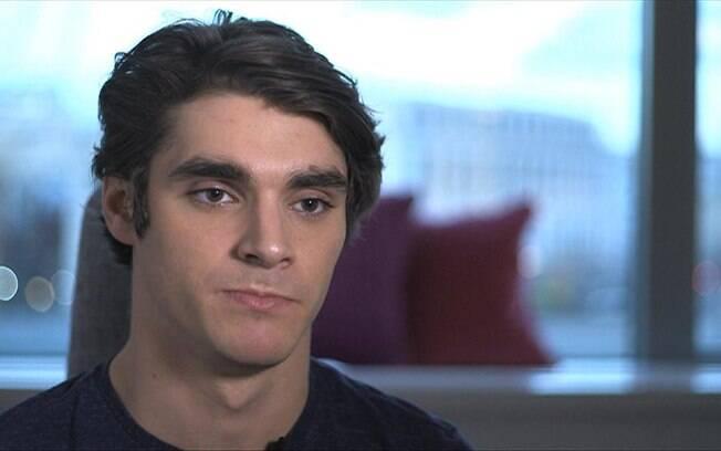 O ator R.J. Mitte. Foto: BBC Brasil