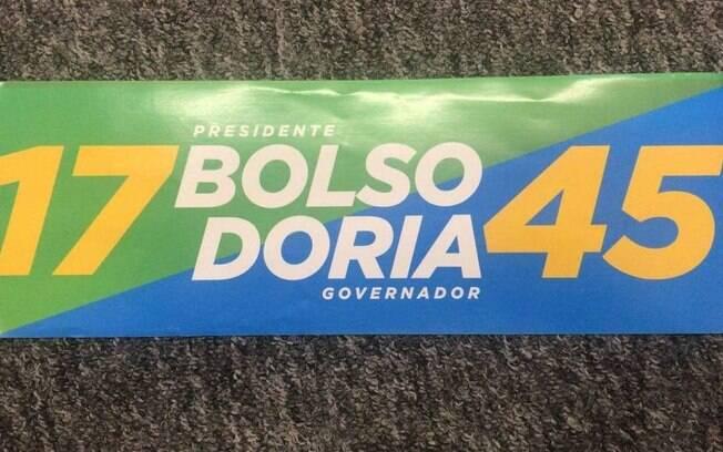 Fugir do 'BolsoDoria' é desafio para Doria até 2022