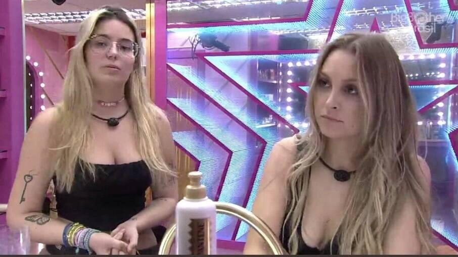Viih Tube vai se desculpar pelas coisas que disse enquanto Carla estava no quarto do paredão falso