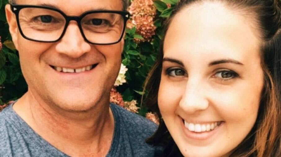 Mackenzie Yocum trocou o noivo pelo sogro