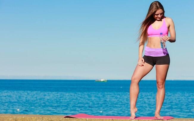 Treino para pernas ajuda a tornear músculos de forma rápida. Veja os detalhes