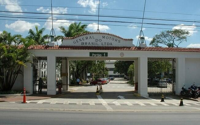 Sede da General Motors no Brasil, em São Caetano do Sul (SP)