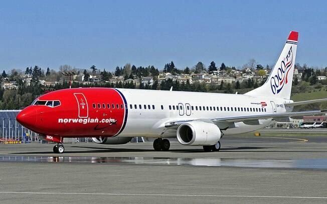 A Norwegian Air será a primeira aérea low cost (de baixo custo) internacional a atuar no país
