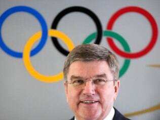 Thomas Bach é o novo presidente do Comitê Olímpico Internacional (COI)