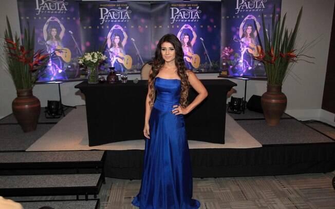 Paula Fernandes: 'A malhação me ajudou no palco. Me sinto menos tímida, mais solta, consigo dançar melhor. Me sinto mais firme'