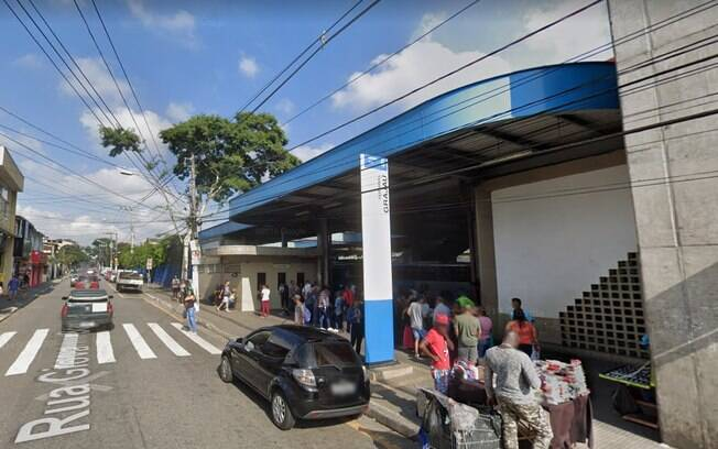 Acidente ocorreu na saída do terminal de Grajaú