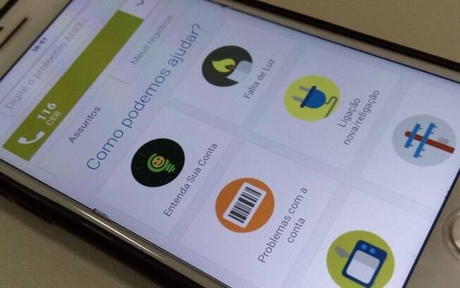 Aplicativo Aneel promete ajudar o usuário a entender melhor sua conta de luz