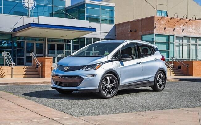Chevrolet Bolt: principal modelo elétrico da GM logo deverá ser vendido no Brasil com o novo regime automotivo
