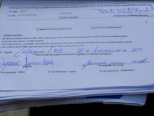 Contrato foi assinado na manhã desta  sexta-feira (28)