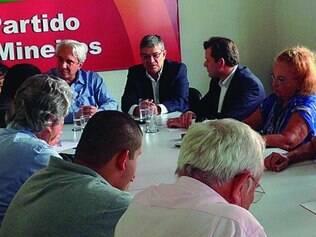 Pestana fez convite oficial ao PMDB-MG para fechar com o PSDB