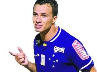 Mesmo com pouco tempo de Cruzeiro, Damião já caiu nas graças da China Azul