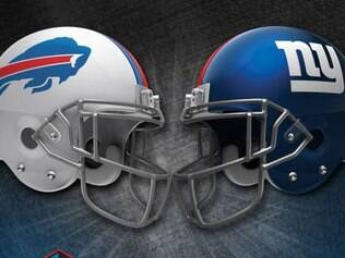 Giants x Bills abrem pré-temporada da NFL neste domingo, às 21h (de Brasília)