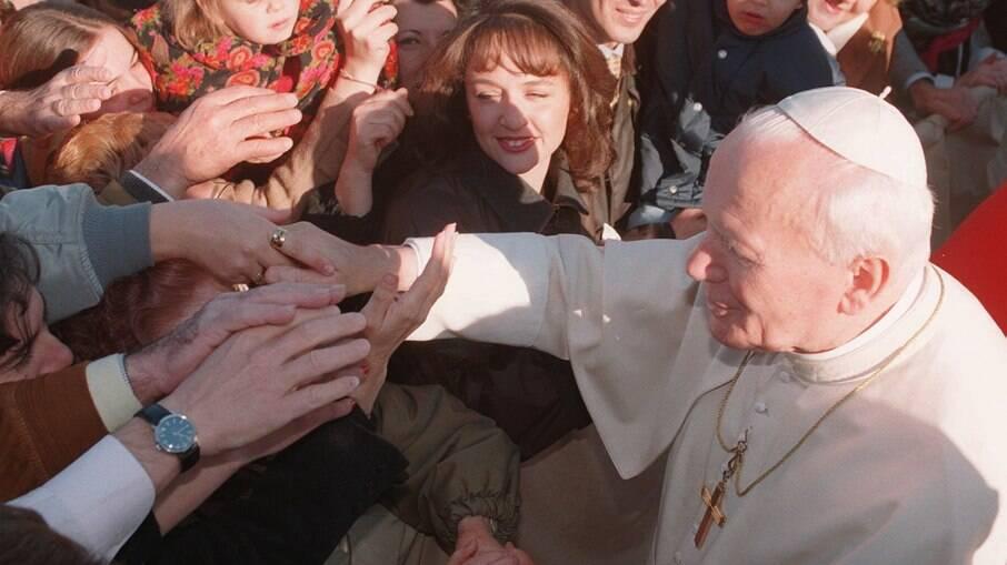 Papa João Paulo 2º
