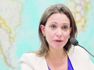 María Corina Machado - Deputada destituída venezuelana